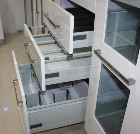 廚柜《騎馬抽屜系統》